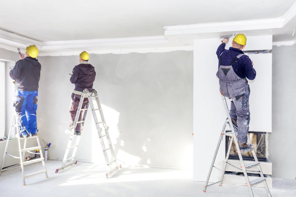 wall renovation