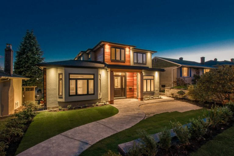 luxury home concept
